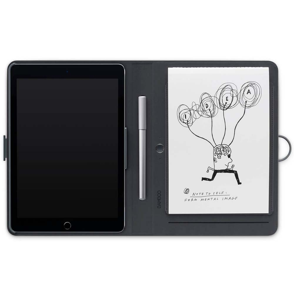 Wacom Bamboo Spark With Snap Fitipad Air 2 Cds 600c G0 Cx Genius I608x Mouse Pen Drawing Pad