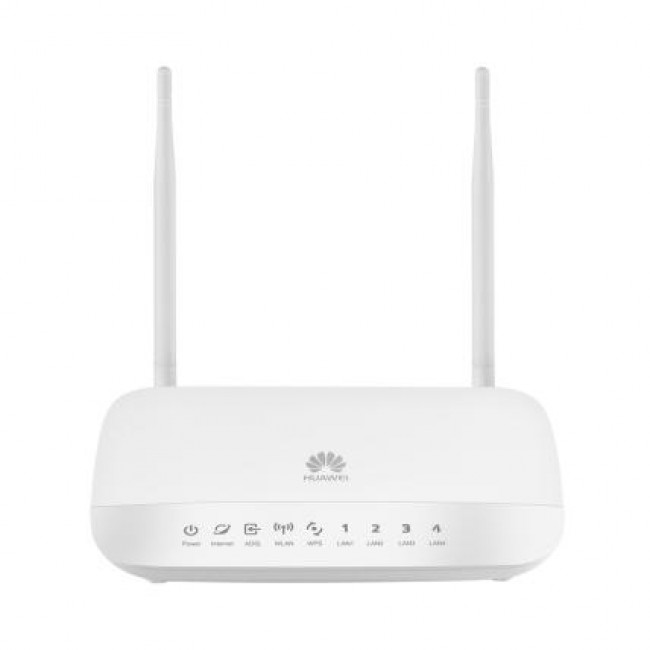 Huawei HG532D 300Mbps ADSL2+ Wireless Media RouterBrand: Huawei