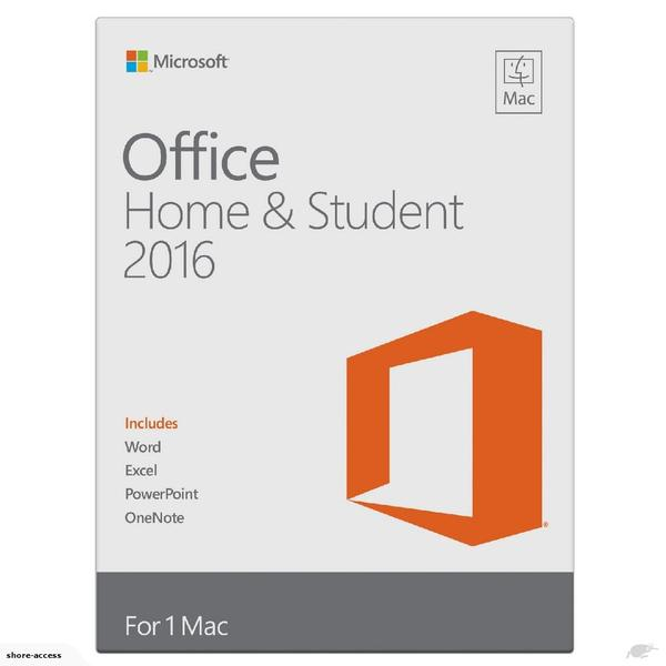 microsoft word home and student 2016 for mac