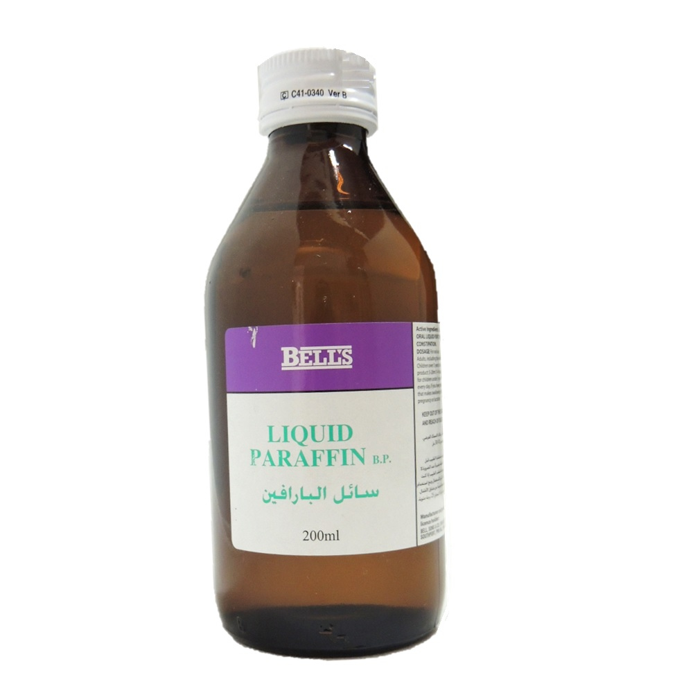 Bells Liquid Paraffin 200 mL