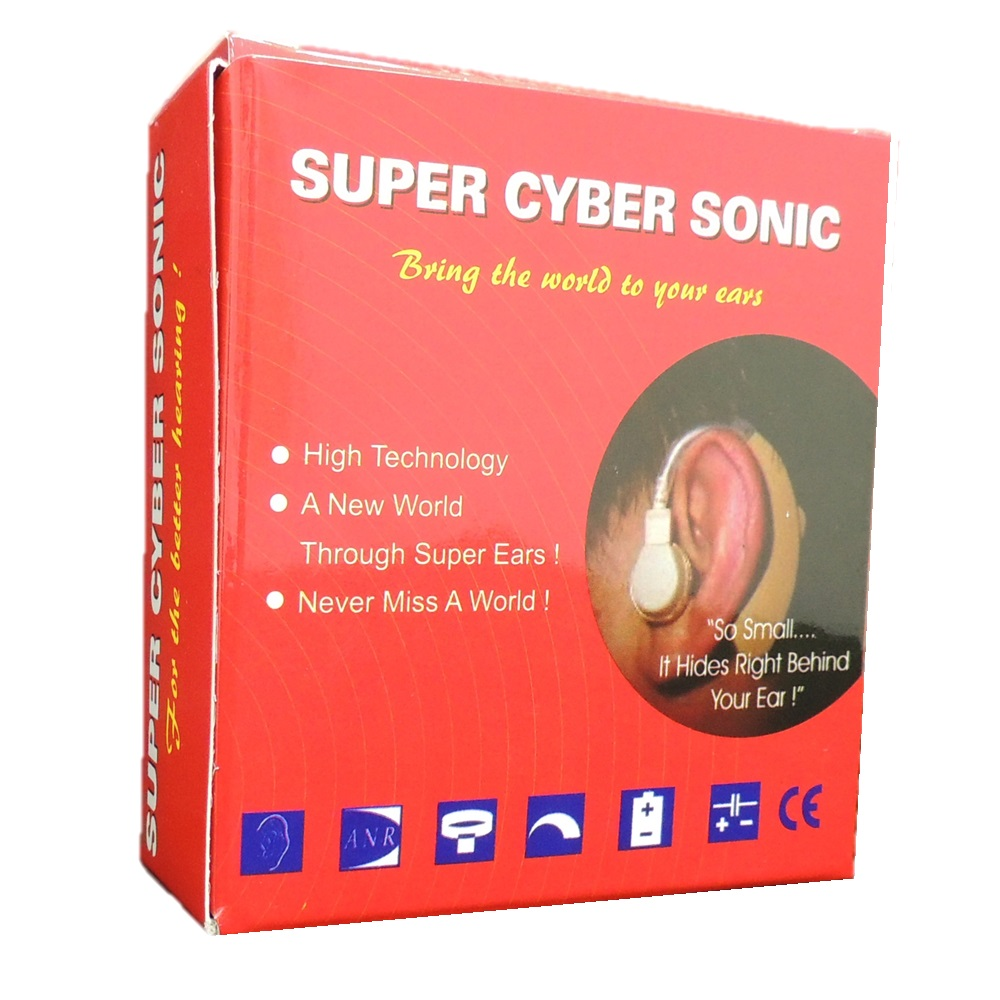 Super Cyber Sonic Hearing Aid