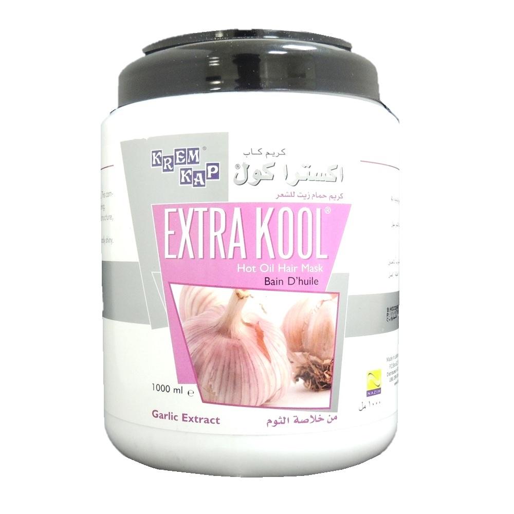 Krem Kap Extra Kool Garlic Hot Oil Hair Mask 1000 mL