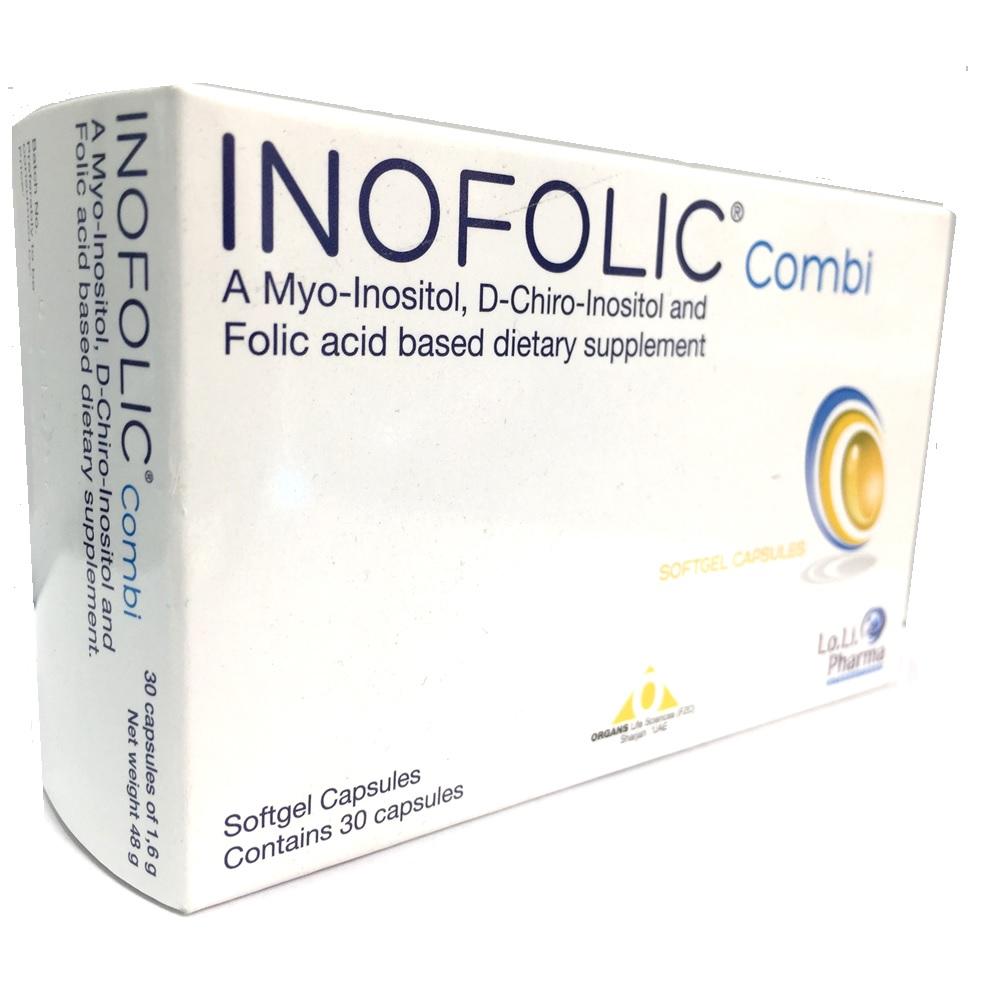 Inofolic Combi Capsules 30 S