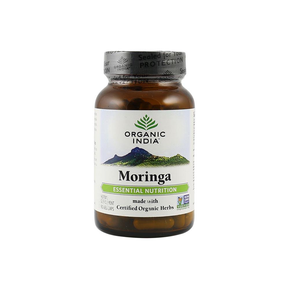 Organic India Moringa Veg Capsules 90's
