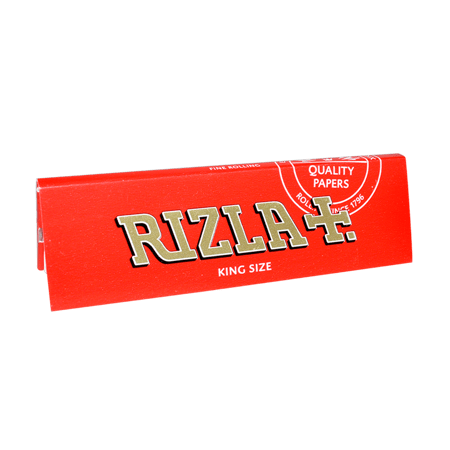 MIX BRANDS, SMOKING ROLLING PAPER, ROLLING PAPER, Little Goa, Rizia t Original Red King Size Rolling Paper