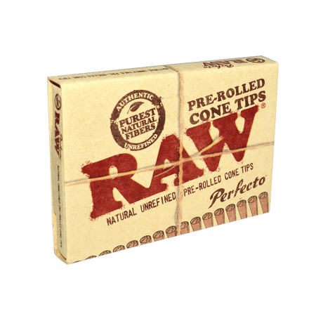 RAW, SMOKING ROLLING PAPER, ROLLING PAPER, Little Goa, Raw Pre-Rolled Cone Tips Original