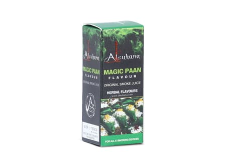 ALSUHANA E-LIQUID FLAVOUR, E-LIQUID, VAPE, Little Goa, Magic Paan ALSUHANA E-Liquid Flavour