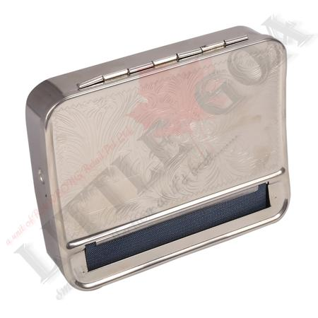 ROLLING MACHINE, ROLLING PAPER, Little Goa, Automatic Steel Rolling Machine-90mm