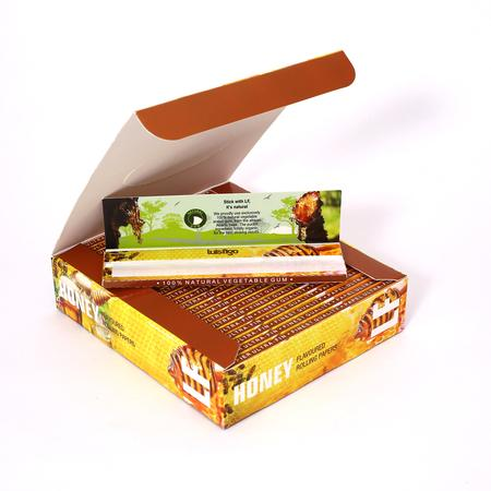 Lusifigo Honey Flavoured Rolling Paper(Pack Of 1)