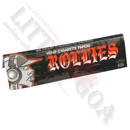 ROLLIES King Size Hemp Rolling Papers Online
