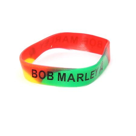 BRACELETS, RASTA STUFF, OTHERS, Little Goa, Rasta Bob Marley Design Bracelet
