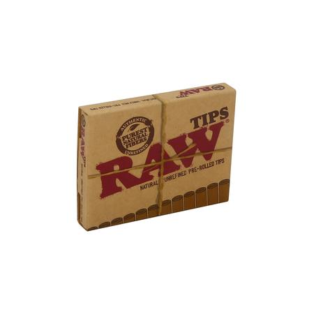 Raw Pre-Rolled Filter Tips Online