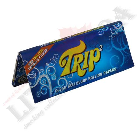 Trip Clear Cellulose Rolling Paper(Pack Of 1) Onli