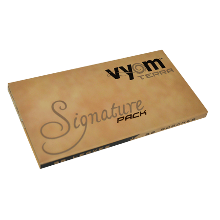 MIX BRANDS, SMOKING ROLLING PAPER, ROLLING PAPER, Little Goa, VYOM Terra Signature Pack Paper With Fiter Tips