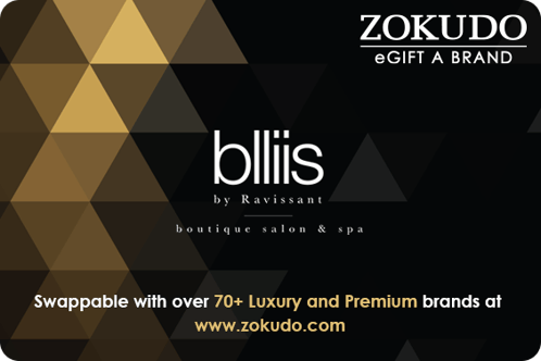 Luxuries, ItzGift, Zokudo, Zokudo - Blliis by Ravissant Gift Card