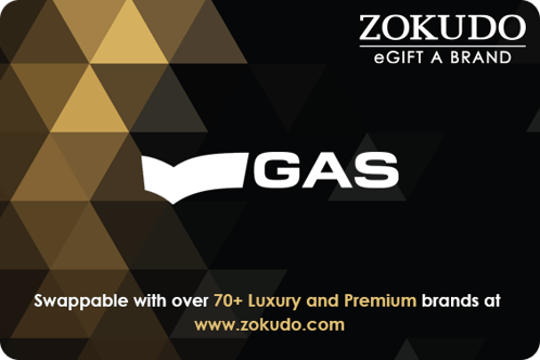Luxuries, ItzGift, Zokudo, Zokudo - Gas Gift Card