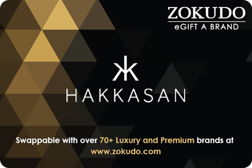 Luxuries, ItzGift, Zokudo, Zokudo - Hakkasan Gift Card