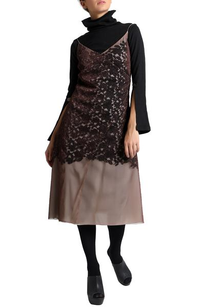 Dresses, Clothing, Carma, Black and bronze lace dress ,  ,  ,
