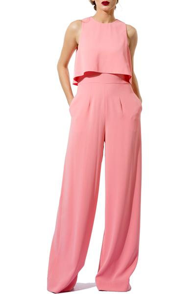 Jumpsuits, Clothing, Carma, Pink layered jumpsuit ,  ,