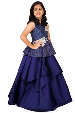 3823e443bcdd Indian Designer Kids Wear Dresses for Wedding and Party Occasions ...