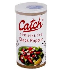 Powdered Spices, Masalas & Spices, Grocery and Staple, Catch, Catch Black Pepper 100GM