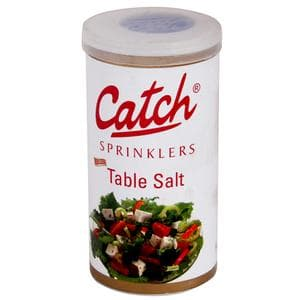 Salt, Salt, Sugar & Substitutes, Grocery and Staple, Catch, Catch Table Salt