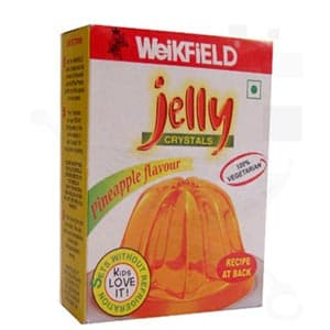 Other Spreads, Jams & Spreads, Branded Foods, Weikfield, Weikfield Jelly Pineapple