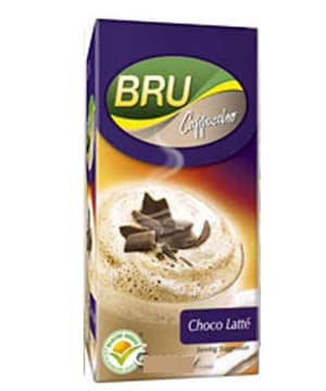 Coffee, Tea & Coffee, Beverages, Bru, Bru Cappuccino Choco Latte