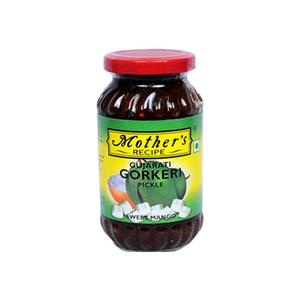 Pickles, Branded Foods, Mother's, Mother's Gorkeri Pickle