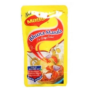 Ready Masalas, Masalas & Spices, Grocery and Staple, Maggi, Maggi Bhuna Masala for Gravy dishes 65Gm