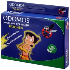 Mosquito Repellent, Freshners & Repellants, Household, Odomos, Odomos Mosquito Patch 24 Patch