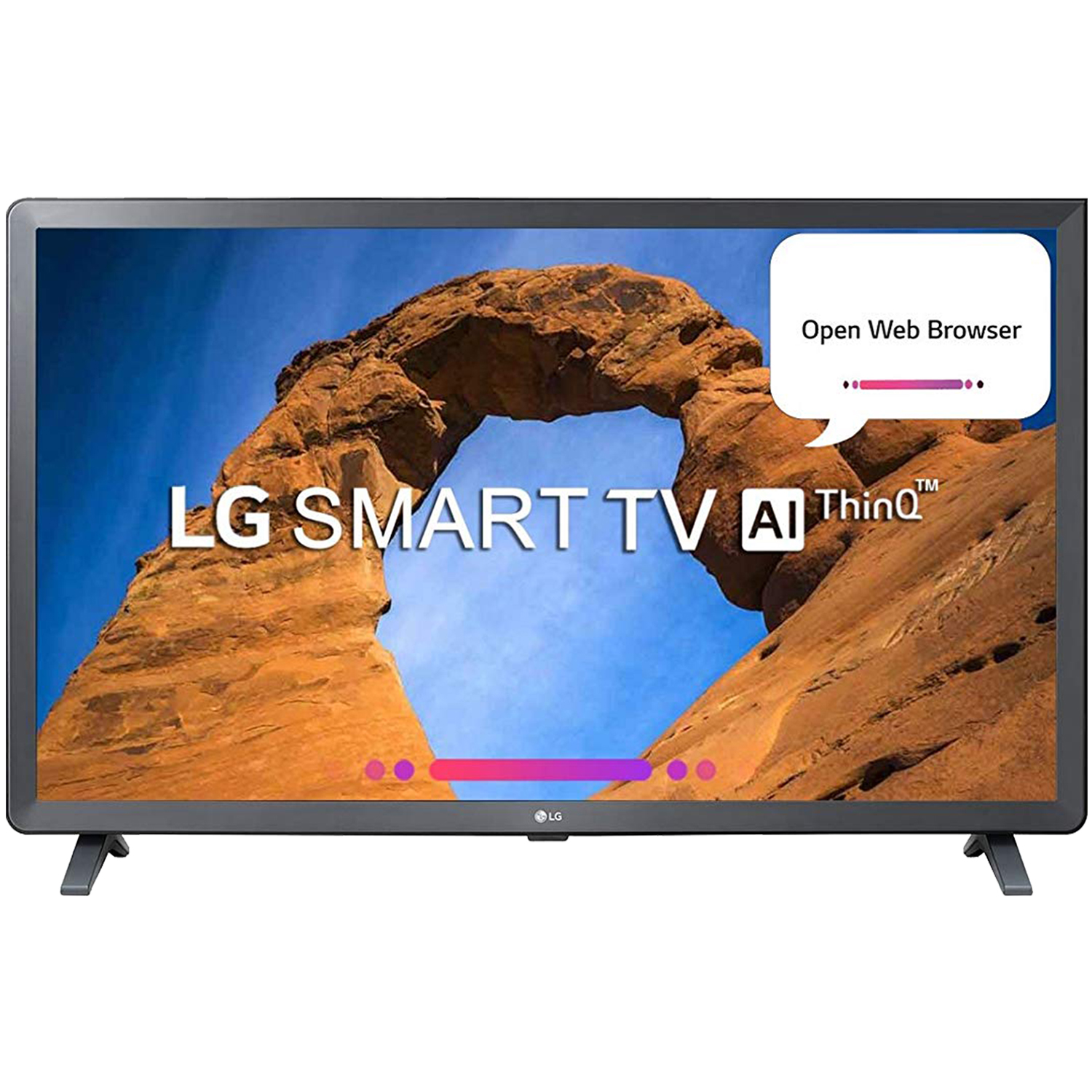 Madison : How to use the web browser on lg smart tv