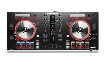 DJ Equipments, Studio and Recordings, Numark, Numark MixTrack Pro III All-in-One DJ Controller, Black