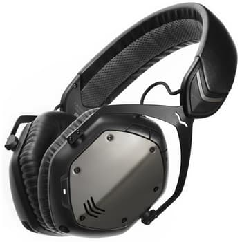Headphones, Studio and Recordings, V-Moda, V-Moda Crossfade Wireless Gunmetal Black