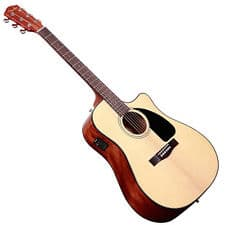 Acoustic Guitar, Guitars, Fender, Fender Semi Acoustic Guitar >CD60CE-NL
