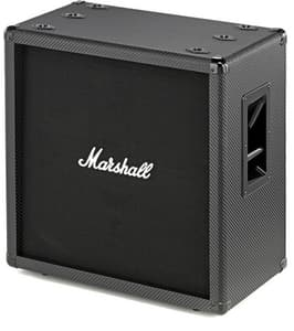 Buy Marshall MG412BCF MG Series 120-Watt 4x12-Inch Straight Guitar Extension Cabinet
