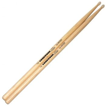 Drum Sticks and Accessories, Accessories, Drums and Percussions, Vater, Vater Goodwood 7A Nylon Tip-GW7AN