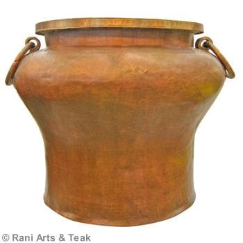 Curio and Collectibles, Rani Arts & Teak, Rani Arts & Teak, BRASS VASE