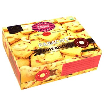 Karachi Bakery, Chocolate and Bakery, Karachi Bakery, Fruit Biscuits 900 Gms Premium