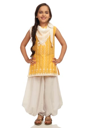 5fa9bb2927 Ethnic Wear for Girls - Buy Kids Ethnic Wears Online in India - Biba