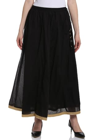 afdc9ca2dc Long Skirts - Buy Online Ethnic Skirts for Women in India - Biba