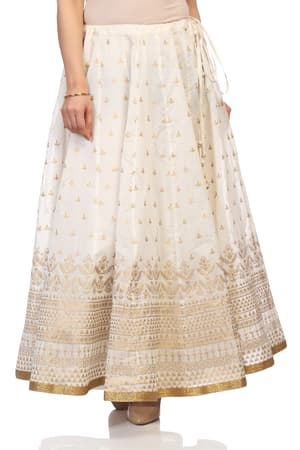 f8114129a99d9 Long Skirts - Buy Online Ethnic Skirts for Women in India - Biba