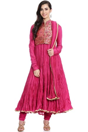 673eb28e71 Anarkali Dress - Buy Designer Anarkali Suits Online in India - Biba