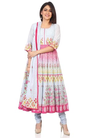 2025411cef4 FLAT 50% OFF - Buy Biba Ethnic Wear for Women in India