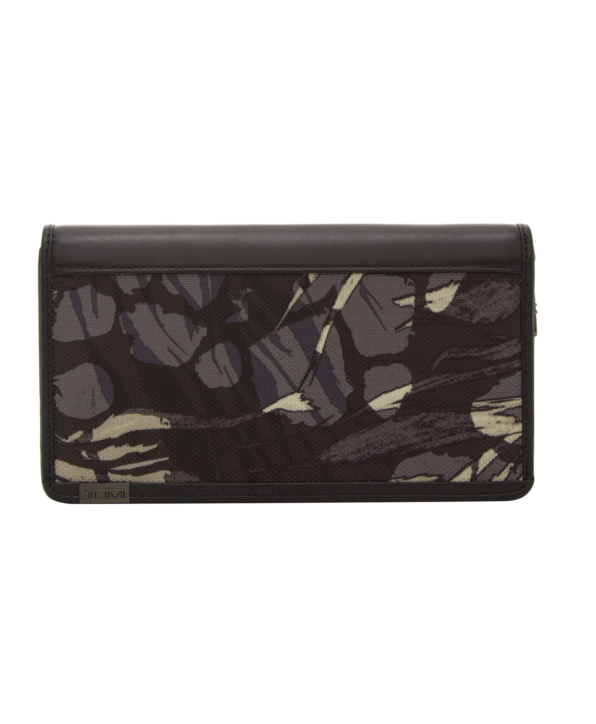 6e73f484761 Zip-Around Travel Wallet