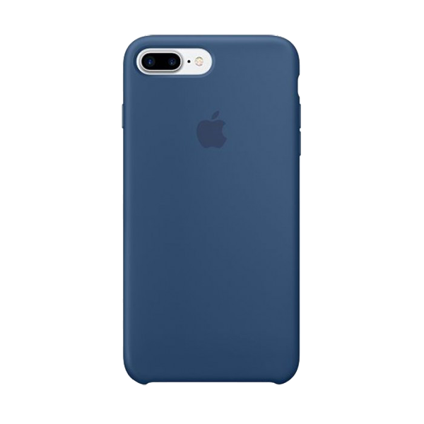 size 40 bec5d f7644 iPhone Accessories, iPhone 7 Plus Silicone Case - Ocean Blue