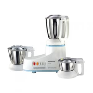 Mixer Grinder, Kitchen Appliances, Home Appliances, Adishwarestore, Panasonic, PANASONIC MIXER GRINDER MX-AC300SH