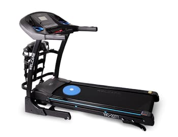 Home Use, Treadmill, Welcare, WC2277M Motorized Treadmill , 5