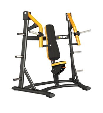 Firm Series, Plate loaded, Strength Equipment, Welcare, FM 002 Incline Chest Press , 1090x1990x1780 , 141 kgs