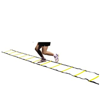 Athlets Use, Accessories, Welcare, W1554 Quick Ladder+Bag , Improve acceleration, lateral speed and change of direction Improve quickness through accelerated foot strike and lift frequency Develop the core skills necessary to enhance balance, rhythm and body control